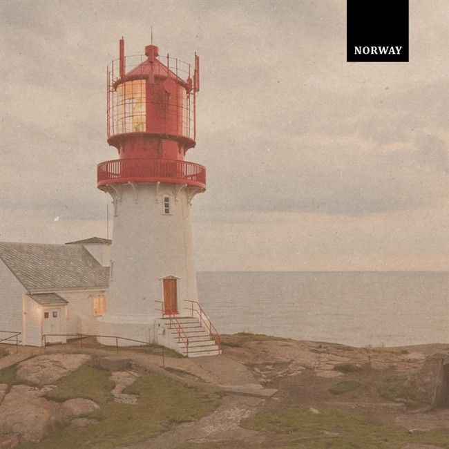 Norway - Lindesnes lighthouse