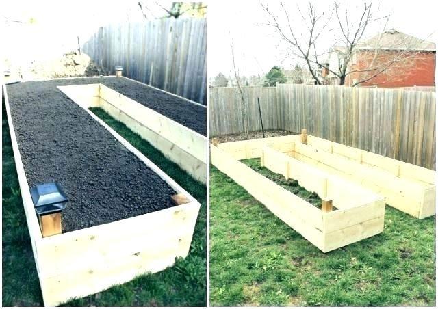 Above Ground Garden Box Vegetable Garden Box Above Ground Garden