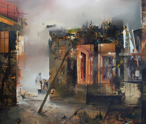 Daniel Pitín, Charim Galerie, bis 22.6.