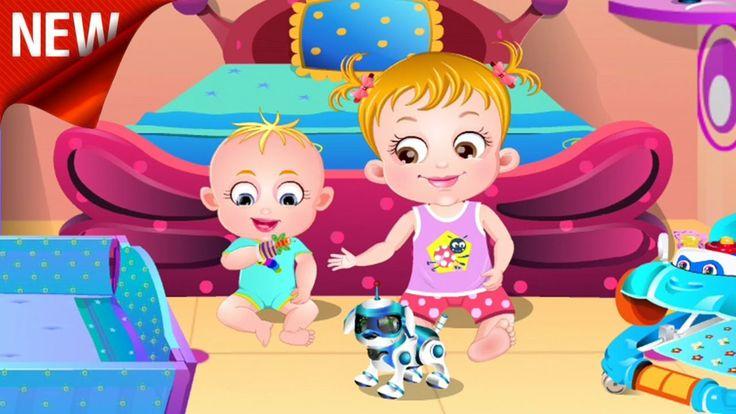 Baby Hazel Sibling Care Games for Kids Baby Hazel Game Movie Playtime Ba...