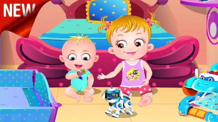 Baby Hazel Sibling Care Games for Kids Baby Hazel Game Movie Playtime Ba...