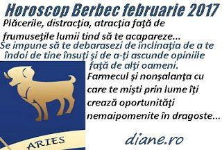 diane.ro: Horoscop Berbec februarie 2017