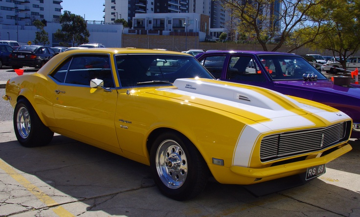 68 Camaro RS my dream car right here!!!!