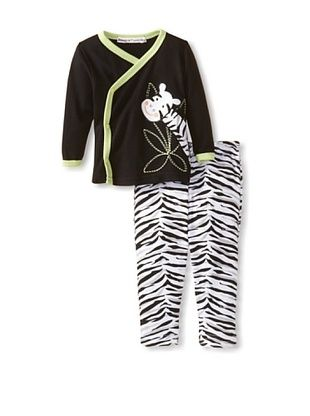 42% OFF Rumble Tumble Baby 2-Piece Jacket Set (Black)