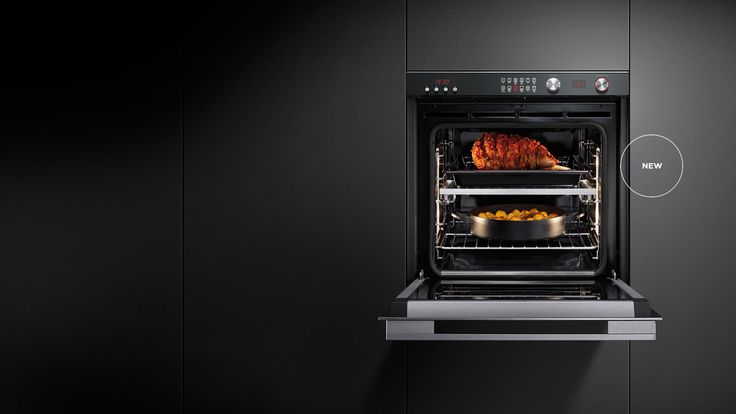 Built In Ovens - Fisher & Paykel Built-in Ovens are designed specifically for Australasian cooking styles, with generous capacity, high performance and a full range of functions including pyrolytic self-cleaning and Active Venting. The elegant styling perfectly matches the rest of our co-ordinated kitchen family.