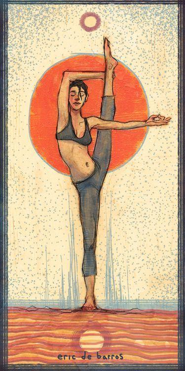 Eric de Barros on Yoga