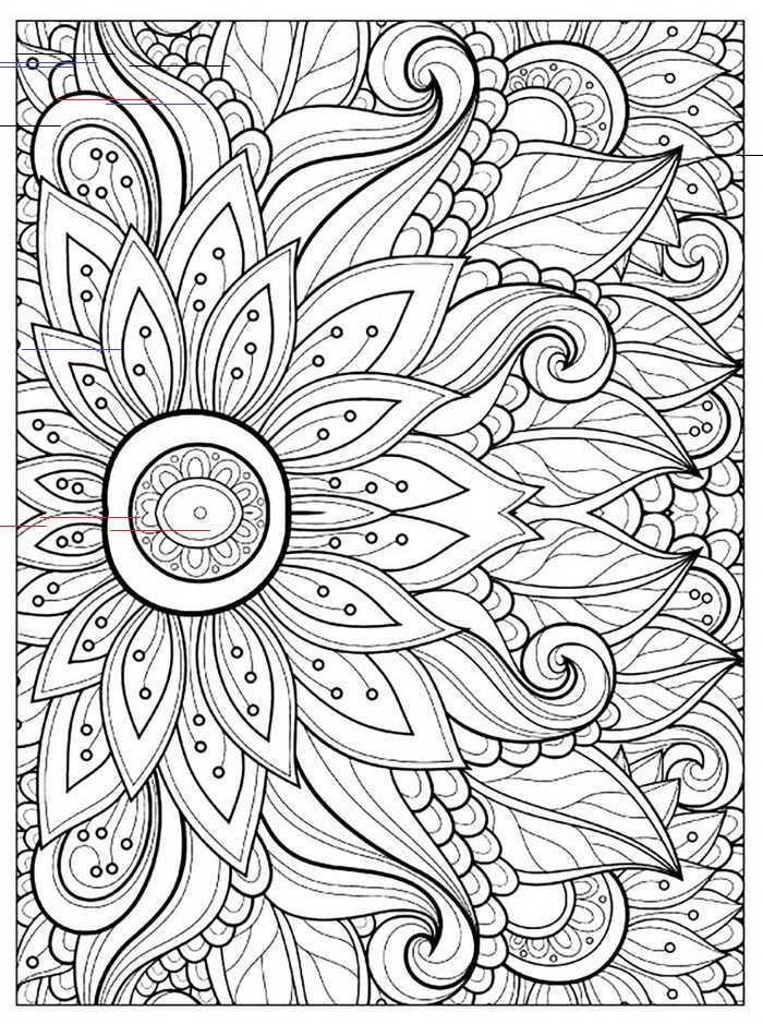 Image Vectorielle De Stock De Zentangle Doodle Patterned Fantasy