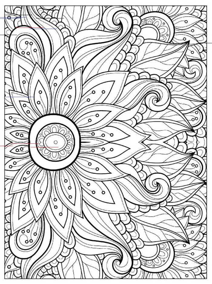Image Vectorielle De Stock De Zentangle Doodle Patterned Fantasy