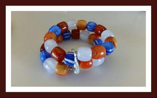 #bracelet #handmade #artepovera #jewels #summerish #woman #alternative #fashion