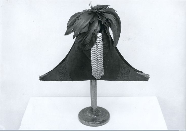 James Barry's Inspector General's full dress cocked hat.