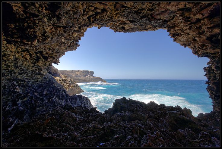 Animal Flower Cave in Barbados is an amazing cave that opens directly into the Atlantic Ocean! It's also a featured attraction of the Barbados Island Inclusive Program. To learn more, visit: http://www.visitbarbados.org/islandinclusive #BarbadosIslandInclusive