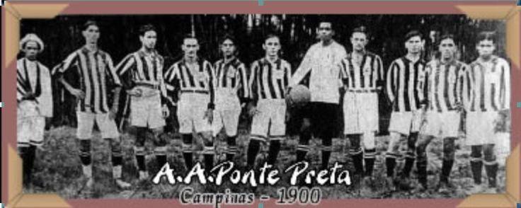 Personagem: Associação Atlética Ponte Preta (A.A.P.P. ...