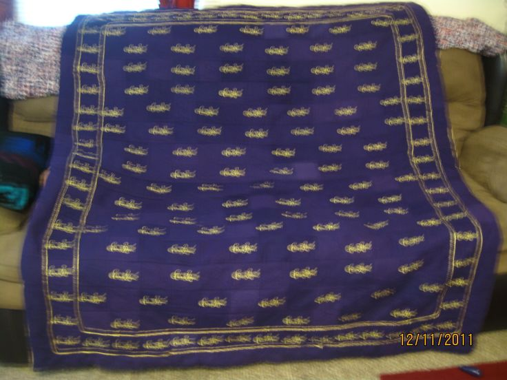 homemade crown royal quilts | Thursday, June 7, 2012 ...