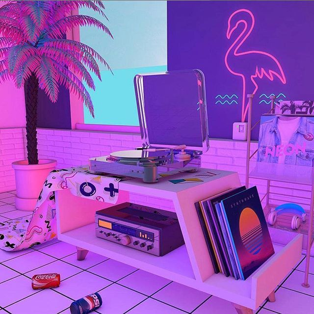 As 80s kids we maybe biased but its one of the most visually stylish decades . This 80s vibe is all beautifully captured by Denny Busyet one of the co…