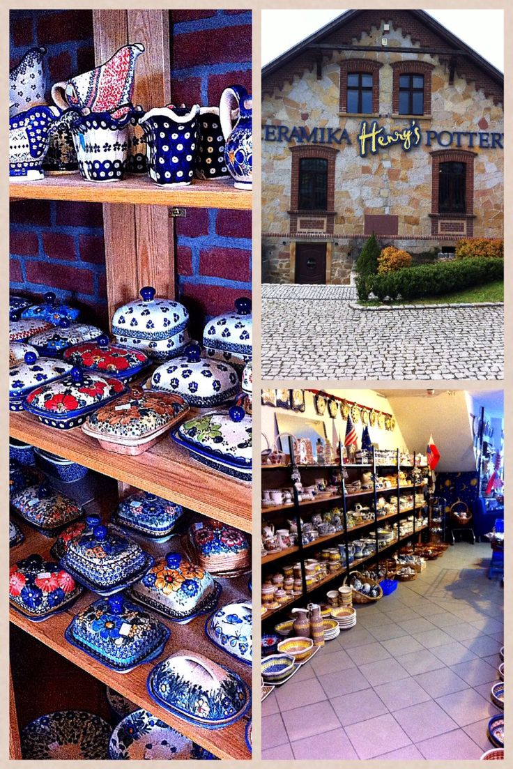 Polish Pottery Trip to Boleslawiec, Poland