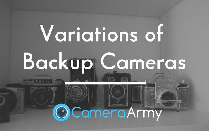 Variations-of-Backup-Cameras