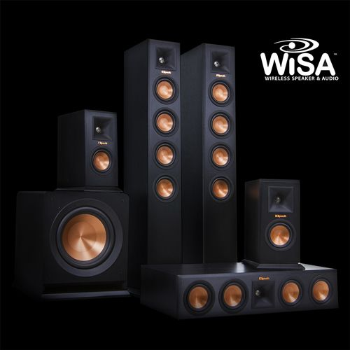 klipsch wireless surround sound
