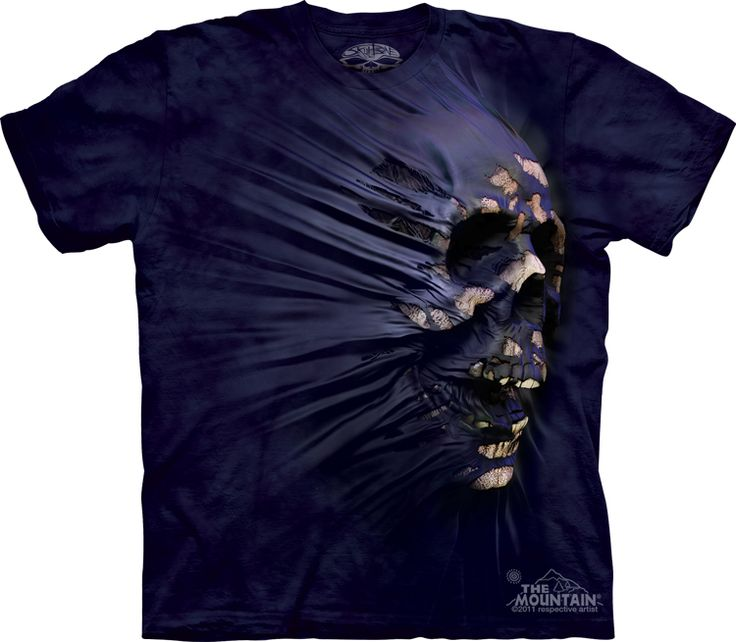 Sideskul Breakthrough - Fantasy T-Shirt by The Mountain