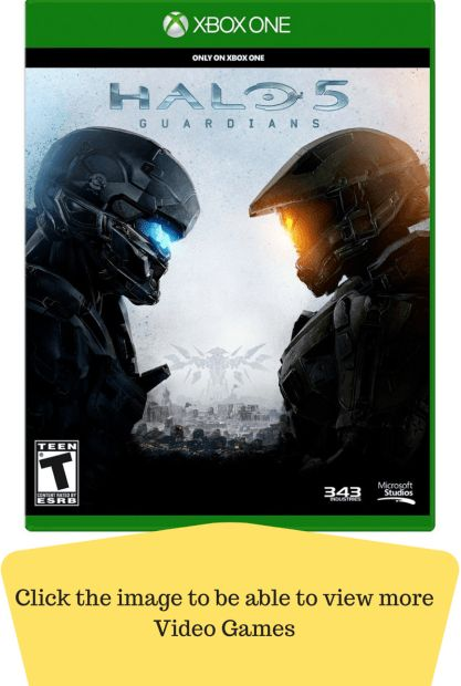 Halo 5 A must have for Christmas. Love this game
