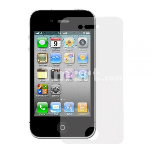 cool Clear Screen Protector Film for iPhone 4/4S from 1,60 € (free shipping)