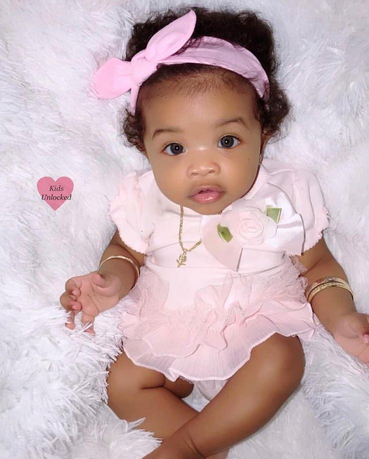 Wyn'ter Rose • 4 Months • African American, Brazilian & Puerto Rican ♥…