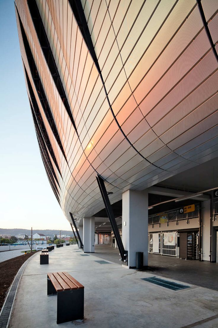 Cluj Arena,Courtesy of Dico si Tiganas