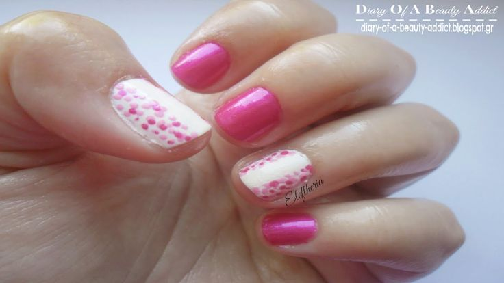 Simply Nails ▎❝Spring Fuchsia❞