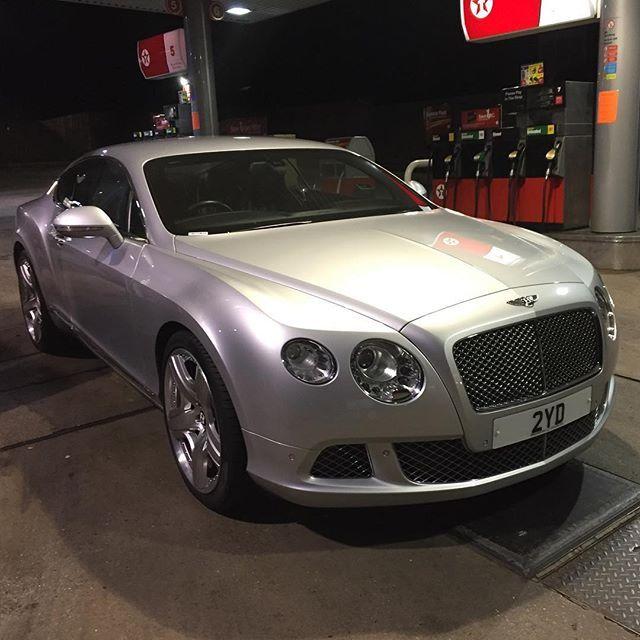 Instagram media by winchester_cars - New Shape Bentley GT Mulliner for sale message me for details #bentleygt #bentley #bentleycontinental
