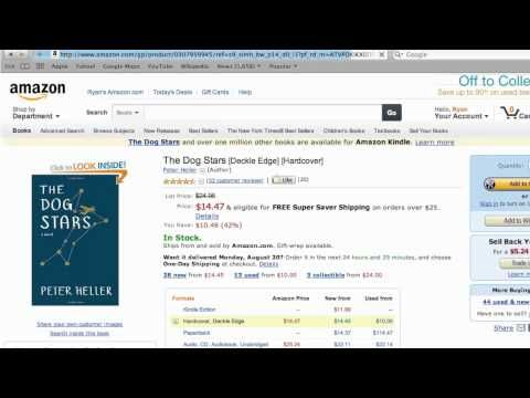 Amazon Coupon Code 2013 - How to use Promo Codes and Coupons for Amazon.com - (More info on: http://LIFEWAYSVILLAGE.COM/coupons/amazon-coupon-code-2013-how-to-use-promo-codes-and-coupons-for-amazon-com/)