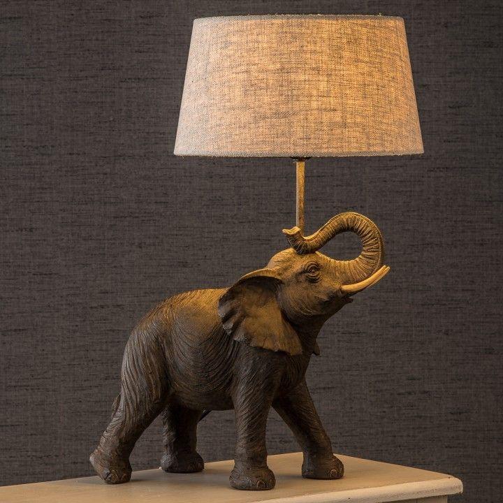 Elephant Table Lamp 159 00 Https Www Desreshome Co Uk Elephant Table Lamp Elephant Table Lamp Elephant Table Elephant
