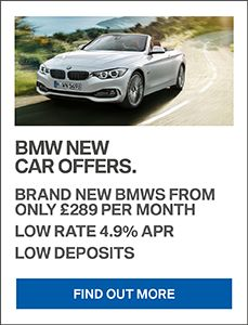 New & Approved Used BMW Edinburgh | Peter Vardy