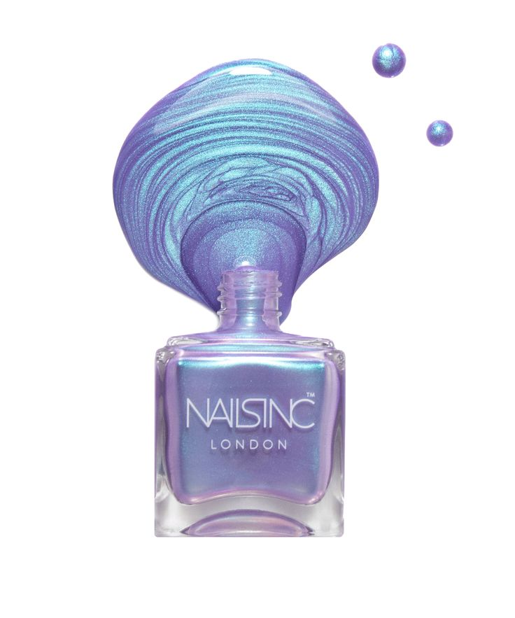 Nails Inc. Just Dropped The Polishes Of Your Unicorn Dreams+#refinery29