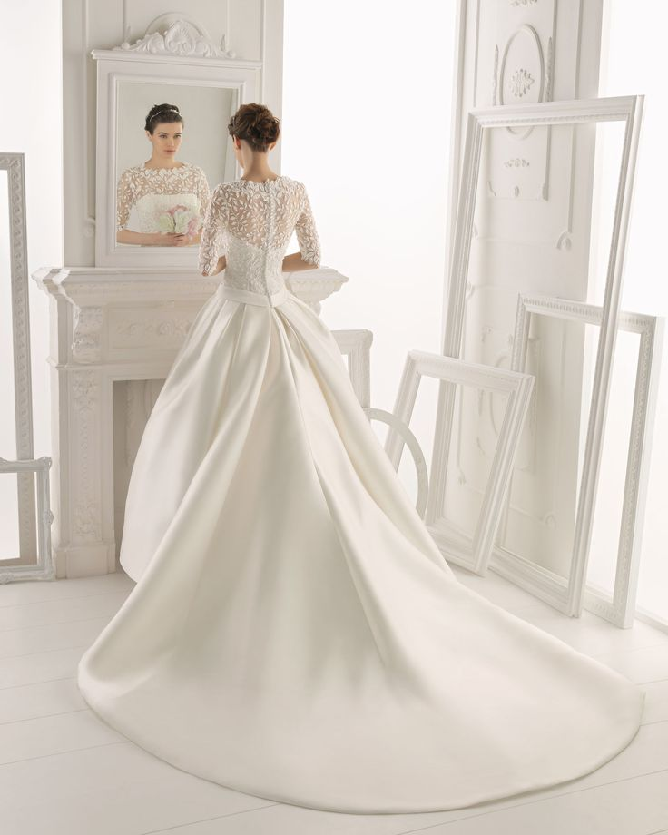 Mikado Wedding Gown: 17+ Images About Mikado-simple W Dresses On Pinterest