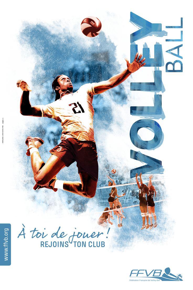 Supports de Communication   Fédération Française de Volley-Ball  