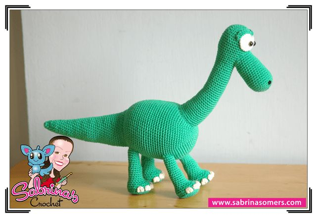 Make your own Arlo from Good Dinosaur!