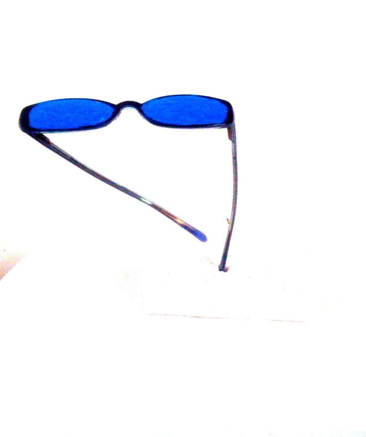 je vois la vie en bleue
