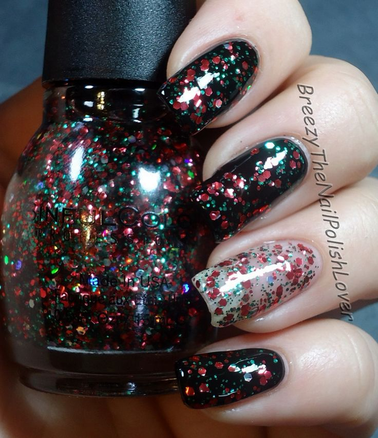 17+ Best Images About Holiday Nail Polish On Pinterest