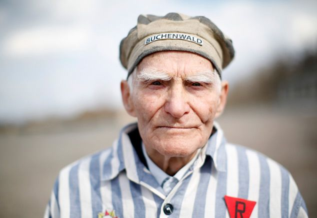 Holocaust survivors remember the horrors of Buchenwald concentration camp