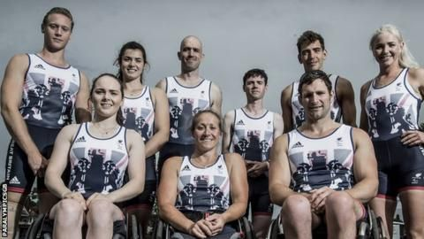 Paralympic Games: Great Britain's team for Rio 2016 - BBC Sport