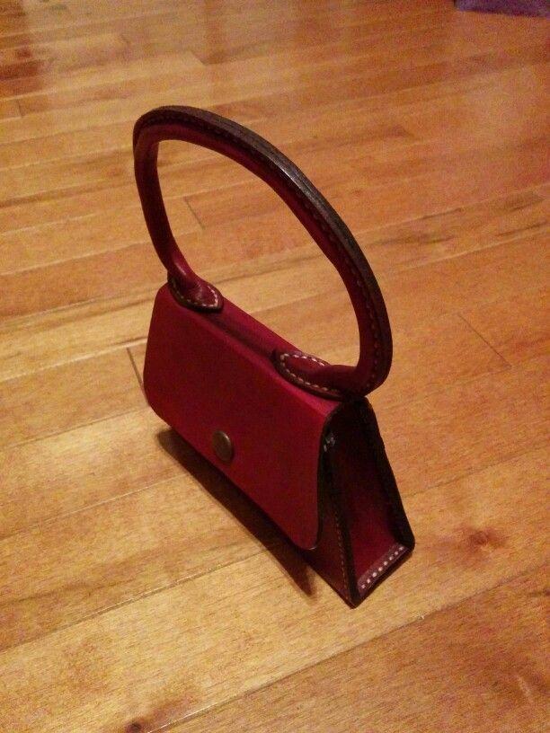 Clutch bag. 2012