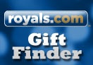 Not sure what to get your favorite Royals fan? Try the Royals Gift finder!