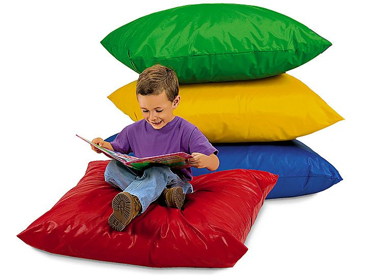 Floor Reading Pillows : 17 Best images about Back To School on Pinterest Carpets, Pocket charts and Arts & crafts