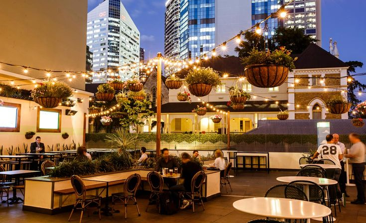 The Eight Best Rooftop Bars in Brisbane | Concrete Playground Brisbane