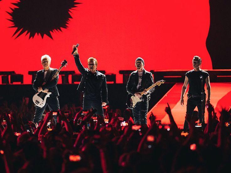 Se liberan boletos para los conciertos de U2 en el Foro Sol
