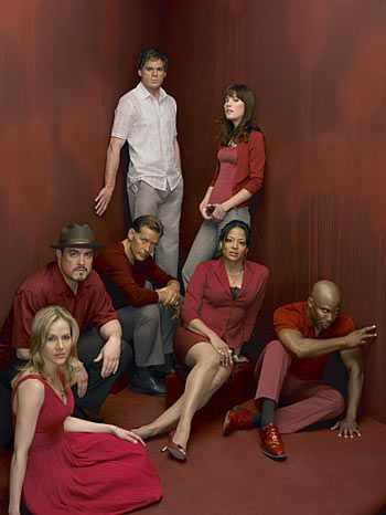 Dexter TV Series - Characters | dexter_cast.jpg