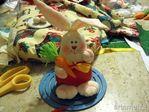 Мобильный LiveInternet Шьем пасхального кролика для украшения праздничного стола   Марриэтта - Вдохновлялочка Марриэтты  