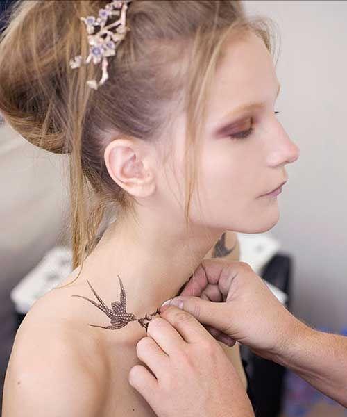 Small feminine tattoos
