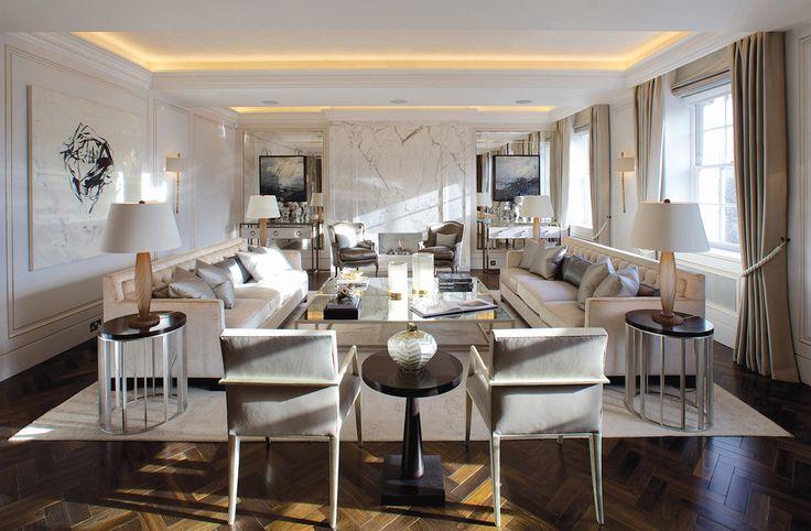 Grosvenor Square - Living room
