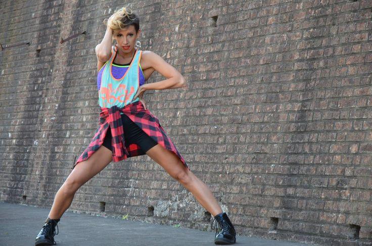"""""""Pam pam"""" Wisin & Yandel - Clases de Reggaeton y Femme style María Const..."""