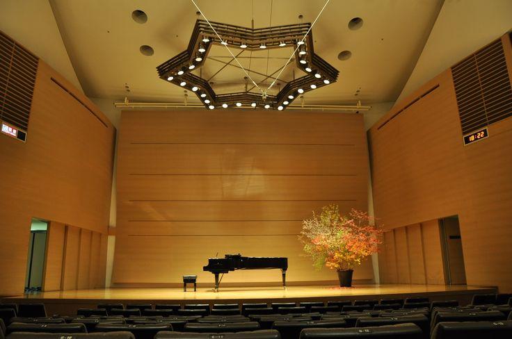 津田ホール 2014年11月2日(日)